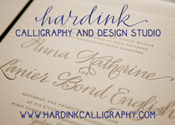Hardink Calligraphy