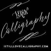 I Still Love Calligraphy