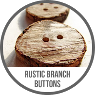 Wooden Buttons from Tree Branch or Stick Cut Tutorial